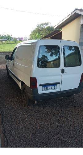 peugeot partner furgon 1.6 porta lat. corred. 5p 2008