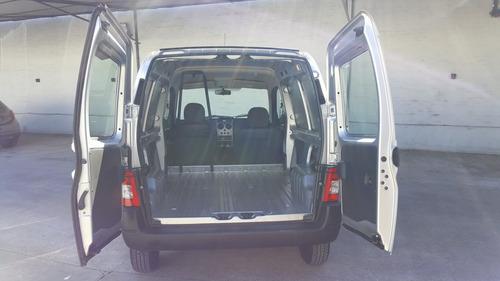 peugeot partner furgon 2018 0km 4wheelsautos