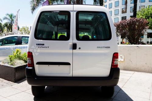 peugeot partner furgon 2018 contado o cuotas | lexpres 6