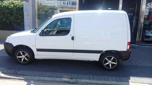 peugeot partner furgon confort 1.4 con gnc