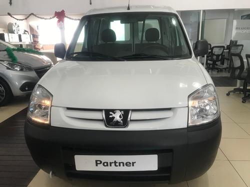 peugeot partner furgon confort 1.6