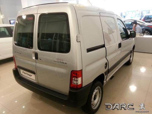 peugeot partner furgon confort 1.6 hdi 5 plazas mixta - darc