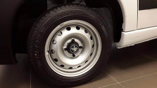 peugeot partner furgon confort 1.6 naf 0km 2018 0km