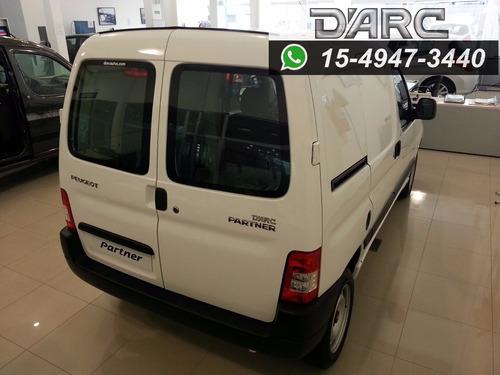 peugeot partner furgon confort (plan adjudicado 27 ctas )