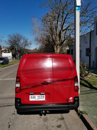 peugeot partner furgon furgón larga