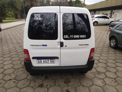 peugeot partner furgon furgón vidriado