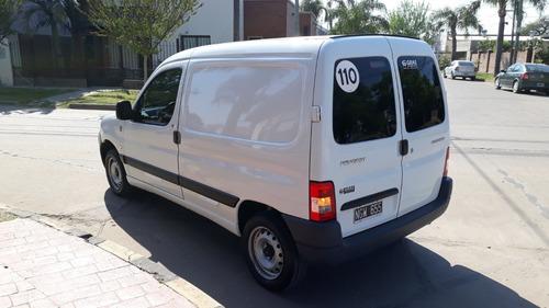 peugeot partner furgon hdi 1.6 - 2014