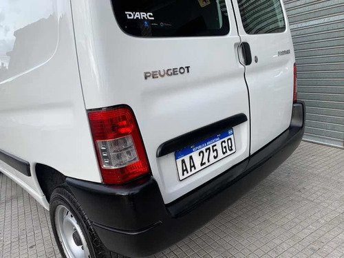 peugeot partner furgon hdi 1.6 furgon