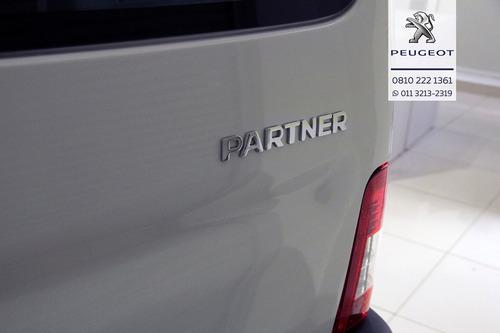 peugeot partner furgón - mixta 5 plazas nafta