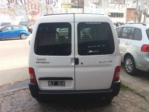 peugeot partner furgon vidriado