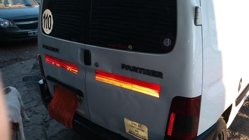 peugeot partner parner 1.4.8v furgon