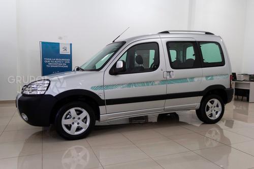 peugeot - partner patagónica  1.6 diesel (e)