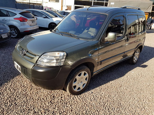 peugeot partner patagónica 1.6 hdi vtc impecable/4632025 dn