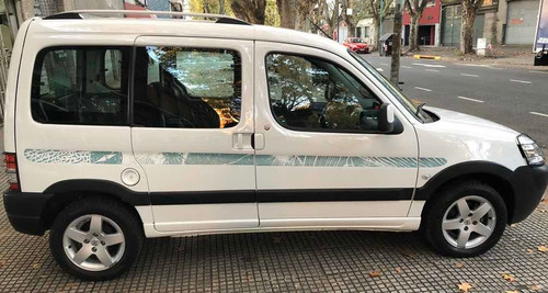 peugeot partner patagonica 1.6 hdi vtc plus 2017 unica///