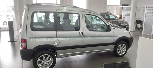 peugeot partner patagonica 1.6 hdi vtc plus 92 nw