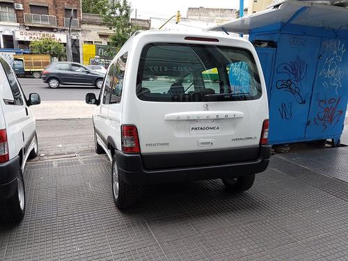 peugeot partner patagónica 1.6 hdi vtc plus n