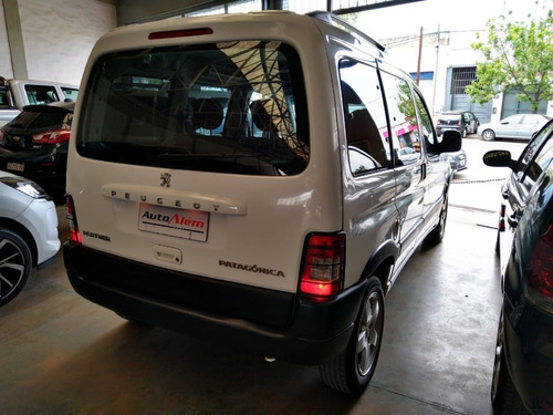 peugeot partner patagonica 1.6 modelo 2011