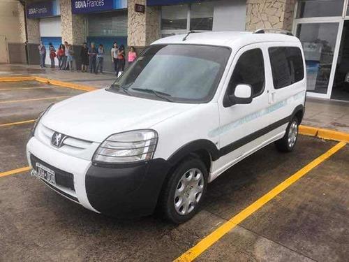 peugeot partner patagónica 1.6 vtc plus 2011