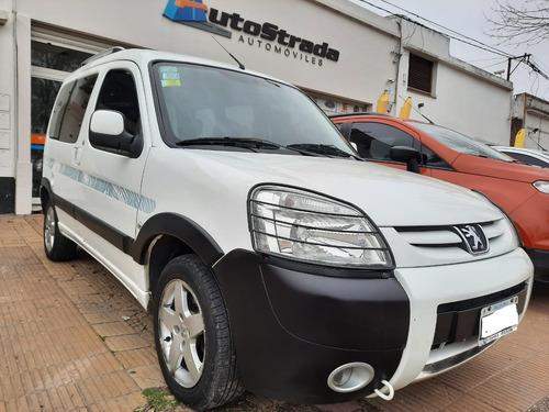 peugeot partner patagónica 1.6 vtc plus permuto autostrada