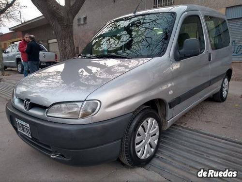 peugeot partner patagónica 1.9d aa mod 2000