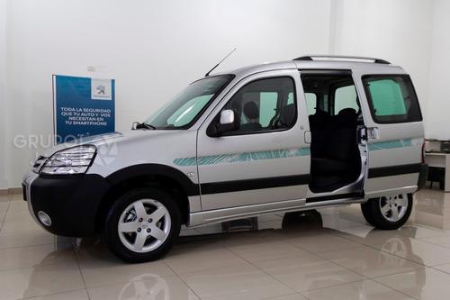peugeot partner patagónica 2018 diesel 4