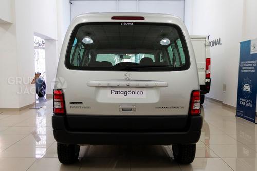 peugeot partner patagónica 2018 diesel