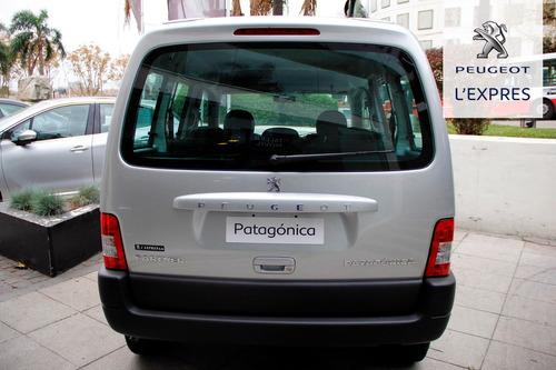 peugeot partner patagónica