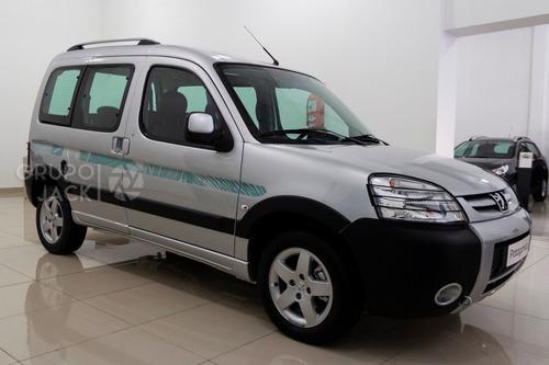 peugeot partner - patagónica  diesel