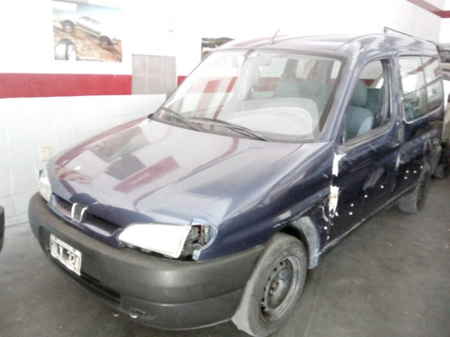 peugeot partner patagonica diesel oportunidad con detalles