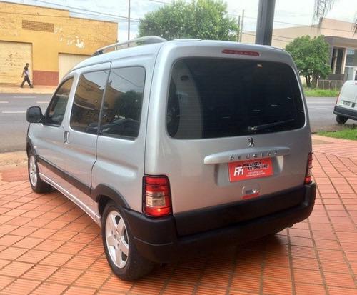peugeot partner patagonica vtcplus 1.6n 2012