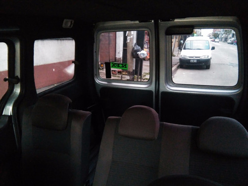 peugeot partner turbo diesel 1.6hdi - vidreada con asientos