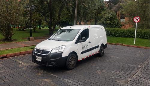 peugeot partner versión maxi 1.6 turbo diesel