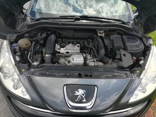 peugeot rcz 1.6 carbon concept thp 200cv 6mt 2012