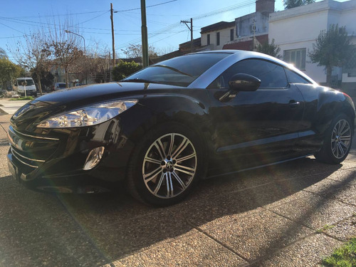 peugeot rcz 1.6 t inmaculada, solo 48000 kms (chip-autos)