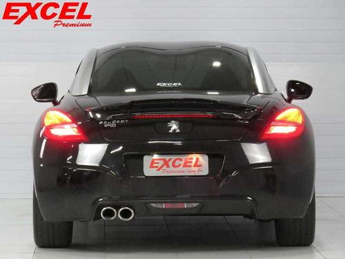 peugeot rcz 1.6 turbo 16v 2p aut