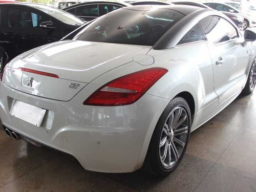 peugeot rcz 1.6 turbo high pressure