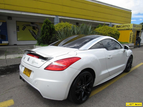 peugeot rcz 1.600 turbo mecanico coupe