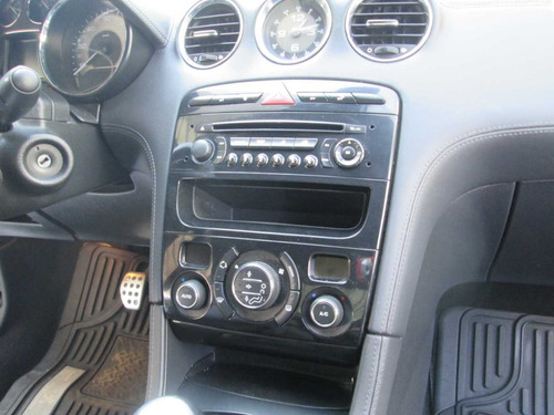 peugeot rcz, 2011 plata, 4 cilindros