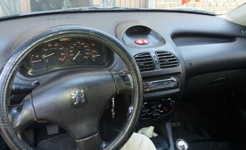 peugeot sedan 3 puertas 206 x-line 1.4
