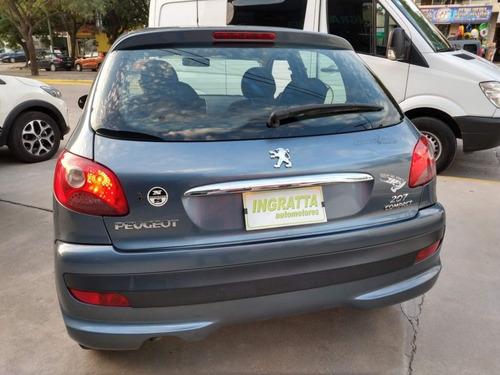peugeto 207 xs 1.9d 5 puertas - 2009 -