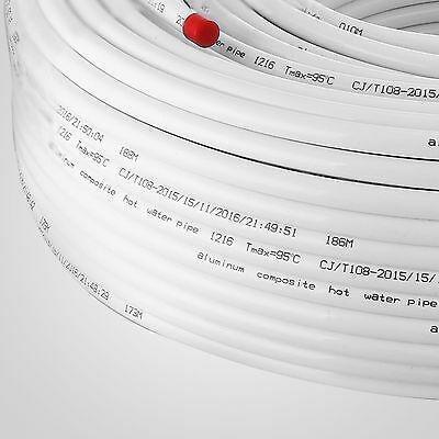 pex al pex tubería tubería calor radiante 1/2  656ft 20-0044