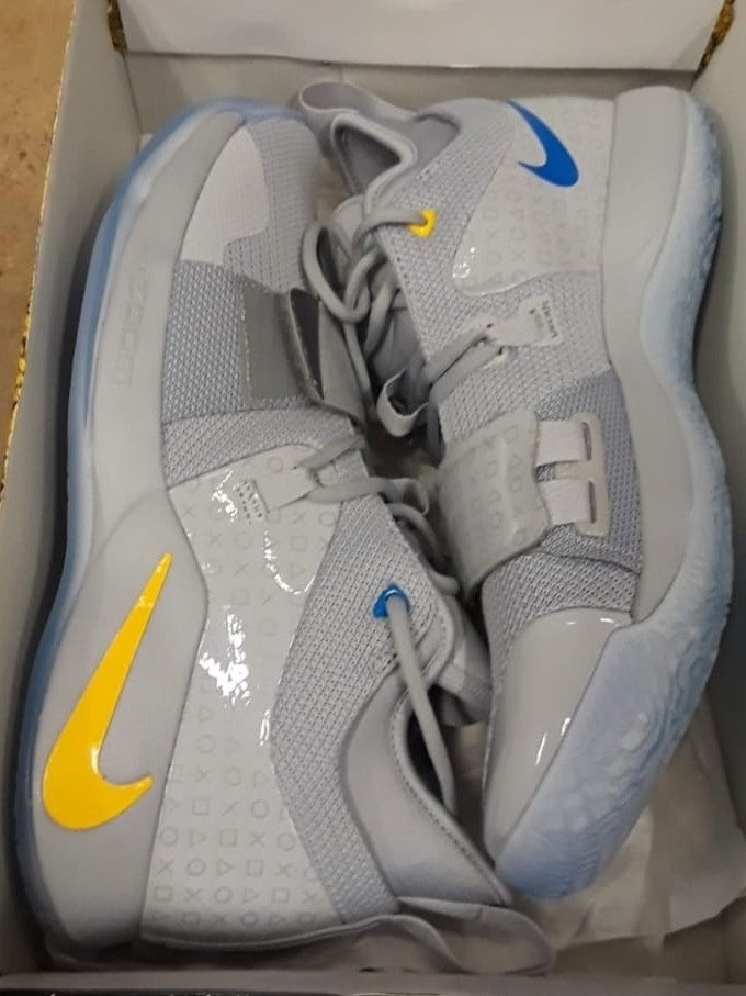 sports shoes de4ec f9d40 pg 2.5 X Playstation - Wolf Grey/multi Color (28 Méx.)