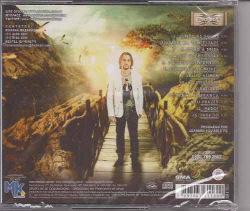 pg - a conquista - raridade - cd mk music
