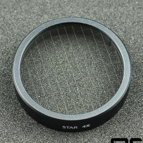 pgy 4 x lente de luz de las estrellas juego nocturna filtro