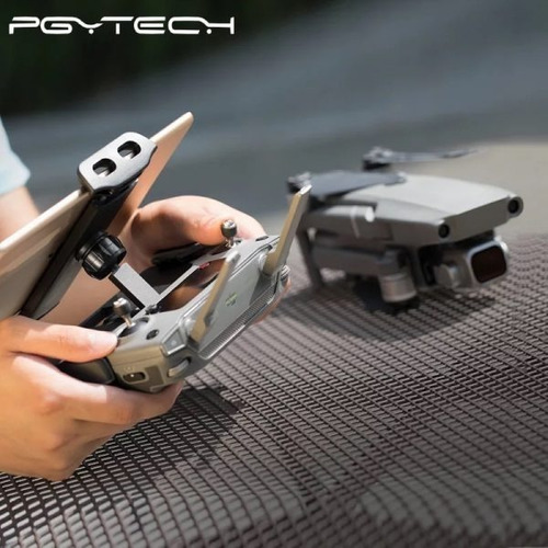 pgytech smartphone y tablet holder for mavic y spark series