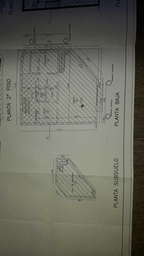 ph 110 mts cubiertos sin exp  + coch + sotano a reciclar