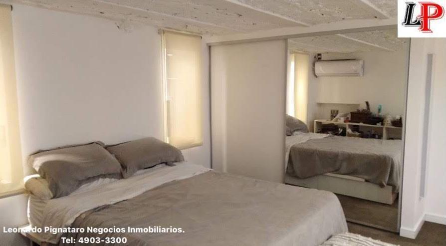 ph 2 1/2 amb en duplex tipo loft integramente reciclado muy lum