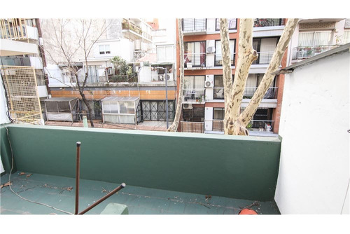 ph 2 amb. a recicl c terraza , apto prof. belgrano