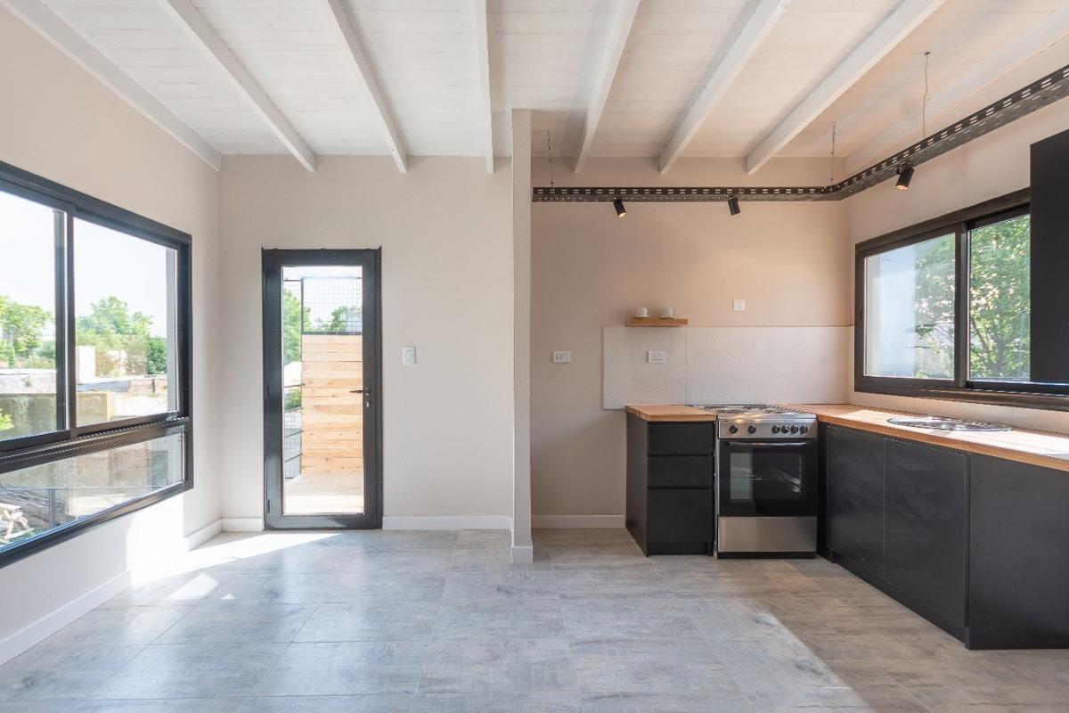 ph 2 ambientes con terraza