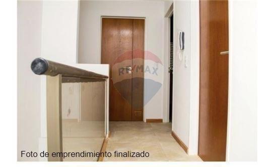 ph 2 ambientes con terraza propia y balcon